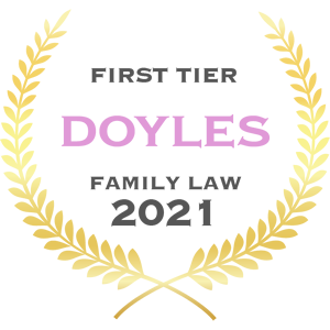 Doyle's Guide - First Tier Family Law 2021