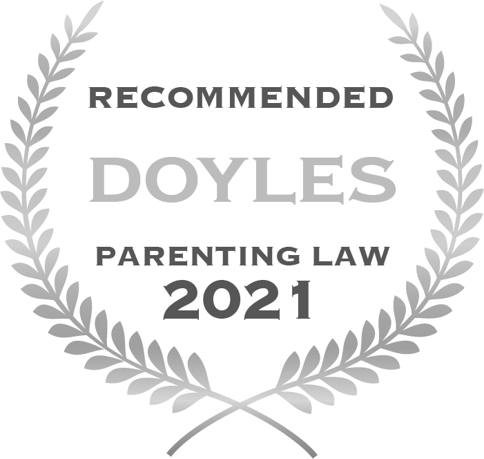Doyle's Guide - Recommended Parenting and Children's Matters Lawyer – Victoria 2021