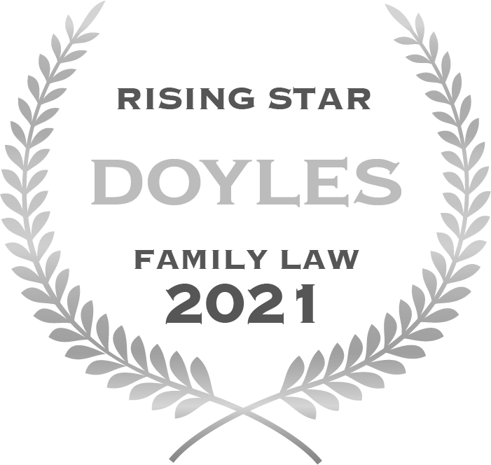 Doyle's Guide - Rising Star Family Lawyer, Melbourne 2021