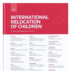 International Relocation of Children, A Global Guide