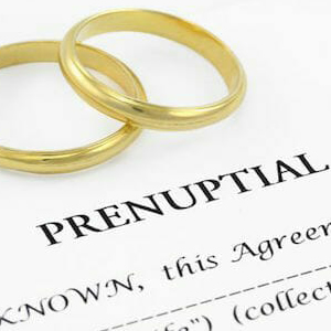 Prenups and Financial Agreements