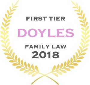 Doyles Guide - First Tier 2018