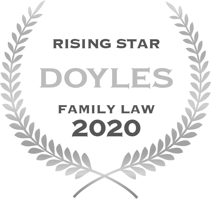 Family Law Rising Stars – Victoria, 2020